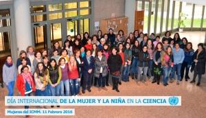 Cortesía de las mujeres del ICMM-CSIC