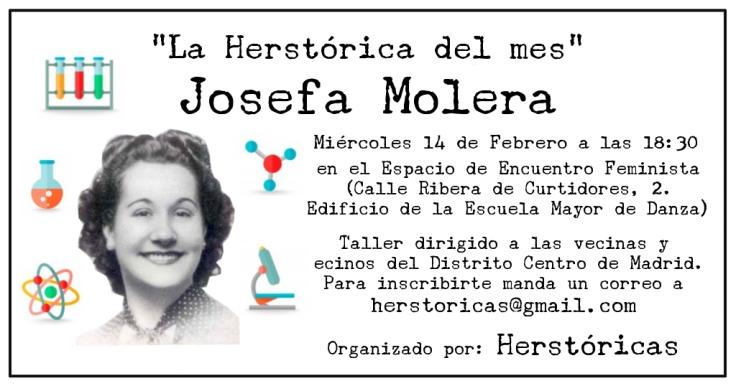 LaHerstoricaDelMes_JosefaMolera_Madrid