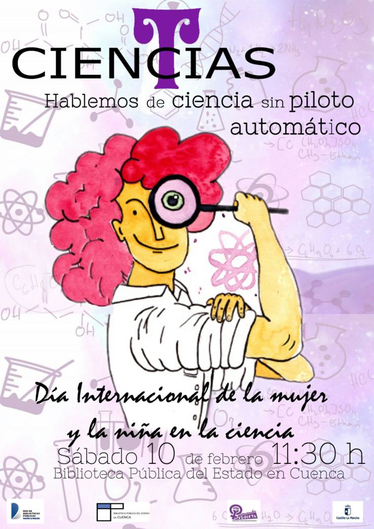 Cartel 11f CIENTIAS
