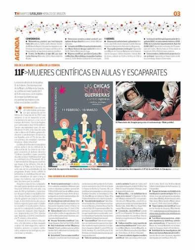 El Heraldo de Aragón 05-02-2019